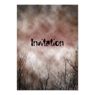 Scary Invitation