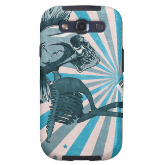 Scary Monster Doll Galaxy S3 Covers
