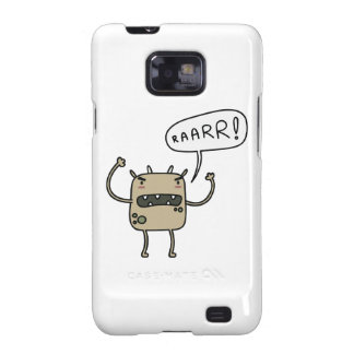 Scary Monster Galaxy S2 Covers