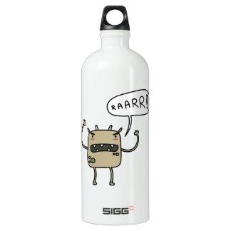 Scary Monster Water Bottle