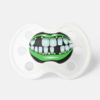 Scary Mouth Dummy, Pacifier