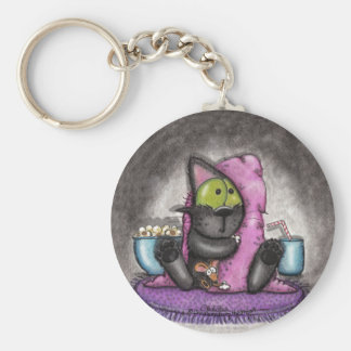 Scary Movie -Cat and Mouse Keychain