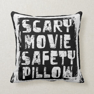 scary Movie Safety Pillow Invert