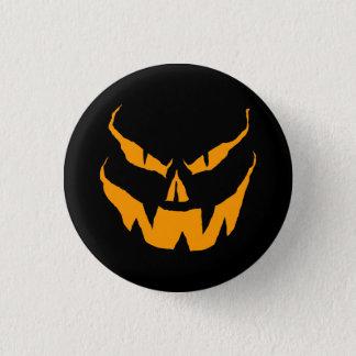 Scary O Lantern Pin