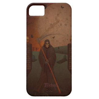 Scary Reaper  Walking Dead iPhone 5 Case