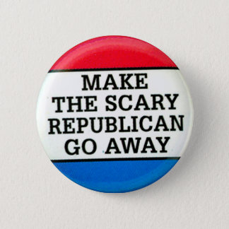Scary Republican - Button