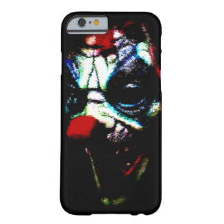 Scary Shadow Clown iPhone 6 Case