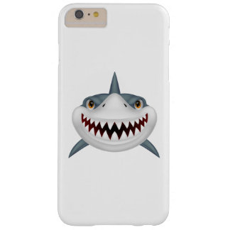 Scary Shark Barely There iPhone 6 Plus Case