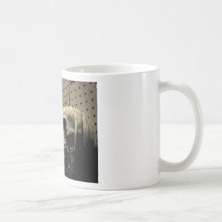 Scary Skeleton Items Coffee Mug