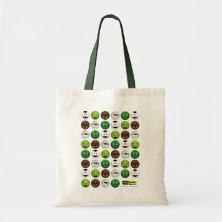 Scary Smiles -  Classic Monsters Tote Bag