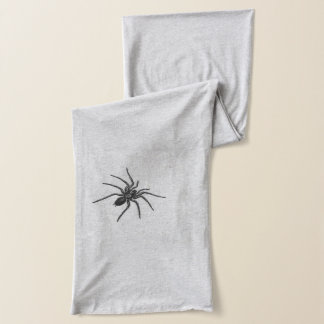Scary Spider Scarf