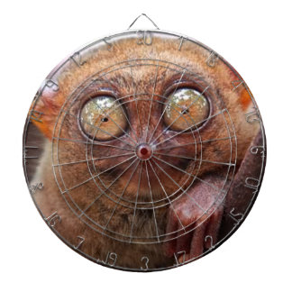 Scary Tarsier Eyes, Metal Dartboard