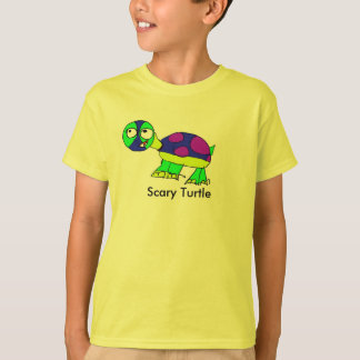 Scary Turtle T-Shirt