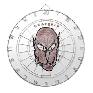 Scary Vampire Drawing Dartboard