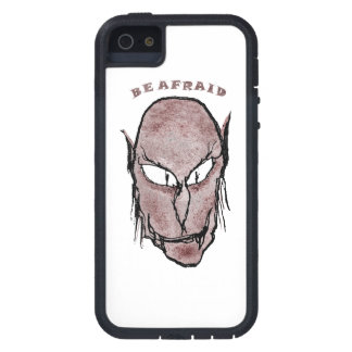 Scary Vampire Drawing iPhone 5 Case