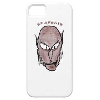 Scary Vampire Drawing iPhone 5 Covers