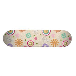 Scattered Blooms Skateboards