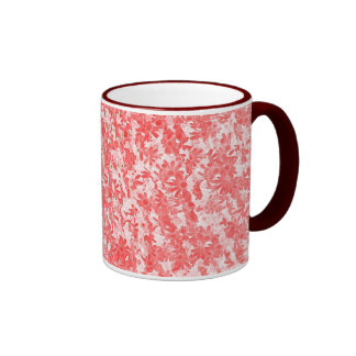 Scattered-Daisies Coffee Mugs