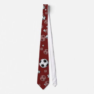 Scattered Soccer | Football Sports Gift Tie