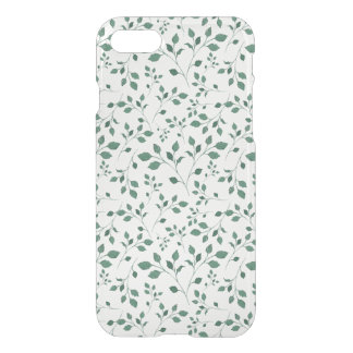 Scattered Watercolor Floral Seamless Pattern iPhone 8/7 Case
