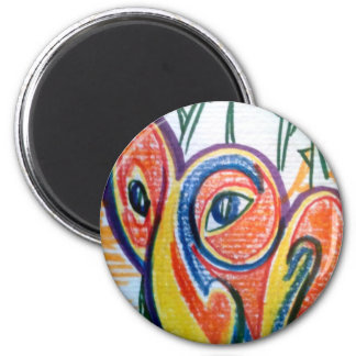 Scav Anger Hangover 2 Inch Round Magnet