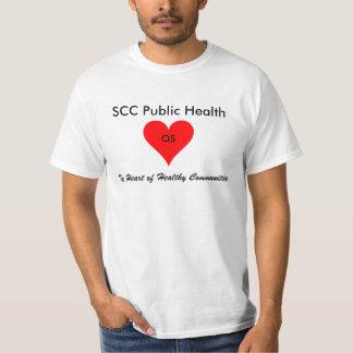SCC Public Health: OS T-Shirt