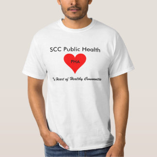 SCC Public Health: PHA T-Shirt