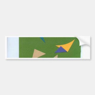 Scene 30 car bumper sticker