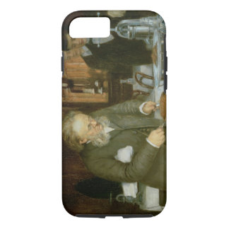 Scene at La Tour d'Argent Restaurant iPhone 7 Case