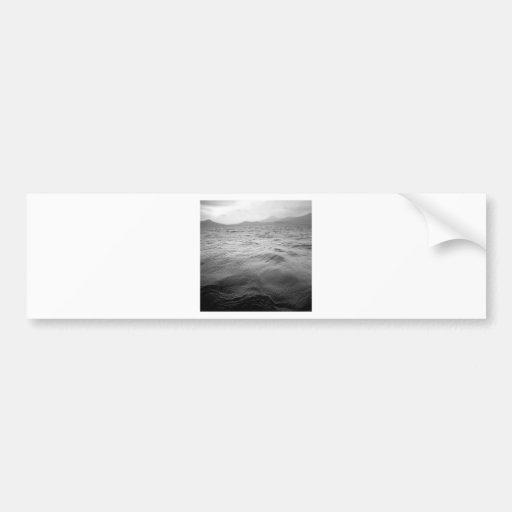 Scene Channel Cape Horn Chile Bumper Stickers