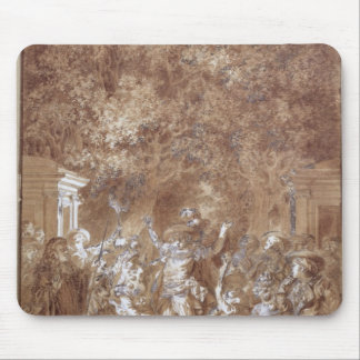 Scene from of 'The Marriage of Figaro' Mouse Pad