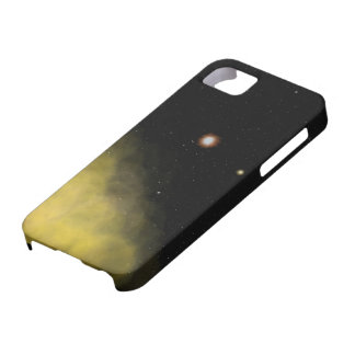 Scene from space iPhone 5 cover