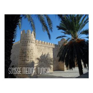 Scène historique Tunisie de rue de Sousse la Carte Postale