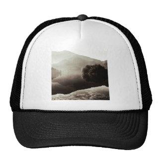 Scene Loch Katrine Scotland Trucker Hat