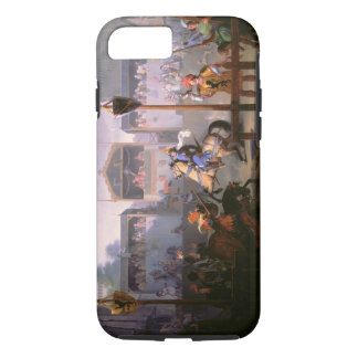 Scene of a Tournament in the Fourteenth Century, 1 iPhone 7 Case