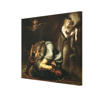 Scene of Witches from 'The Masque of Queens' by Be Stretched Canvas Prints