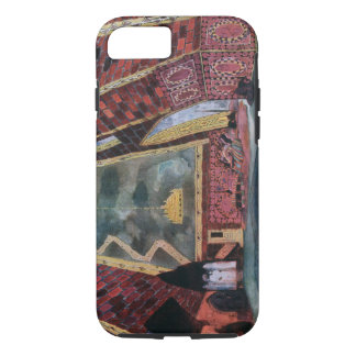 Scenery design for Thamar, 1912 (colour litho) iPhone 7 Case