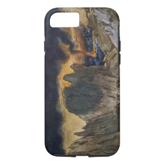 Scenery design from Phedre, 1917 (colour litho) iPhone 7 Case