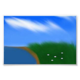 Scenery Painting 1 Art Photo
