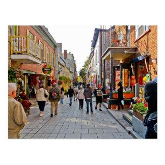 Scènes de Québec Carte Postale