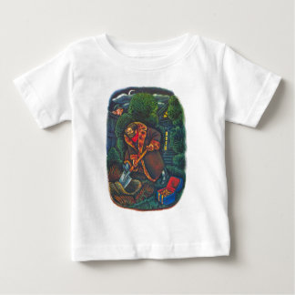 Scenes from Aesop's fables Baby T-Shirt