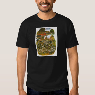 Scenes from Aesop's fables Shirt