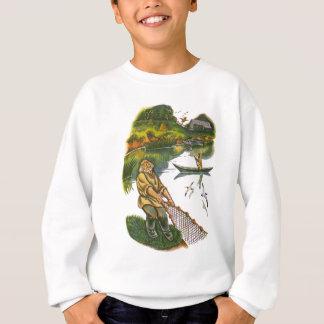 Scenes from Aesop's fables Sweatshirt
