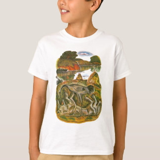 Scenes from Aesop's fables T-Shirt
