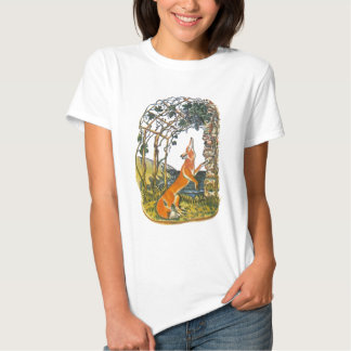 Scenes from Aesop's fables Tees