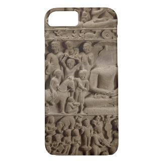 Scenes from Buddha's life, Sarnath, Uttar Pradesh iPhone 7 Case