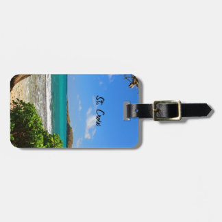 Scenes from St. Croix Luggage Tag