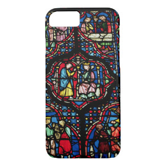 Scenes from the life of King David, 13th century ( iPhone 7 Case