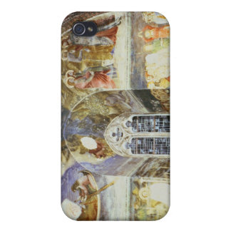 Scenes from The Life of St. John iPhone 4 Cases