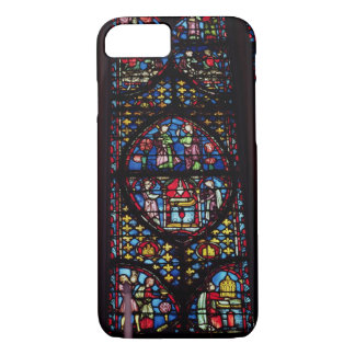 Scenes from the Old Testament, 13th century (stain iPhone 7 Case